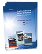 Broschüre Frachtschiffreisen Europa & Weltweit